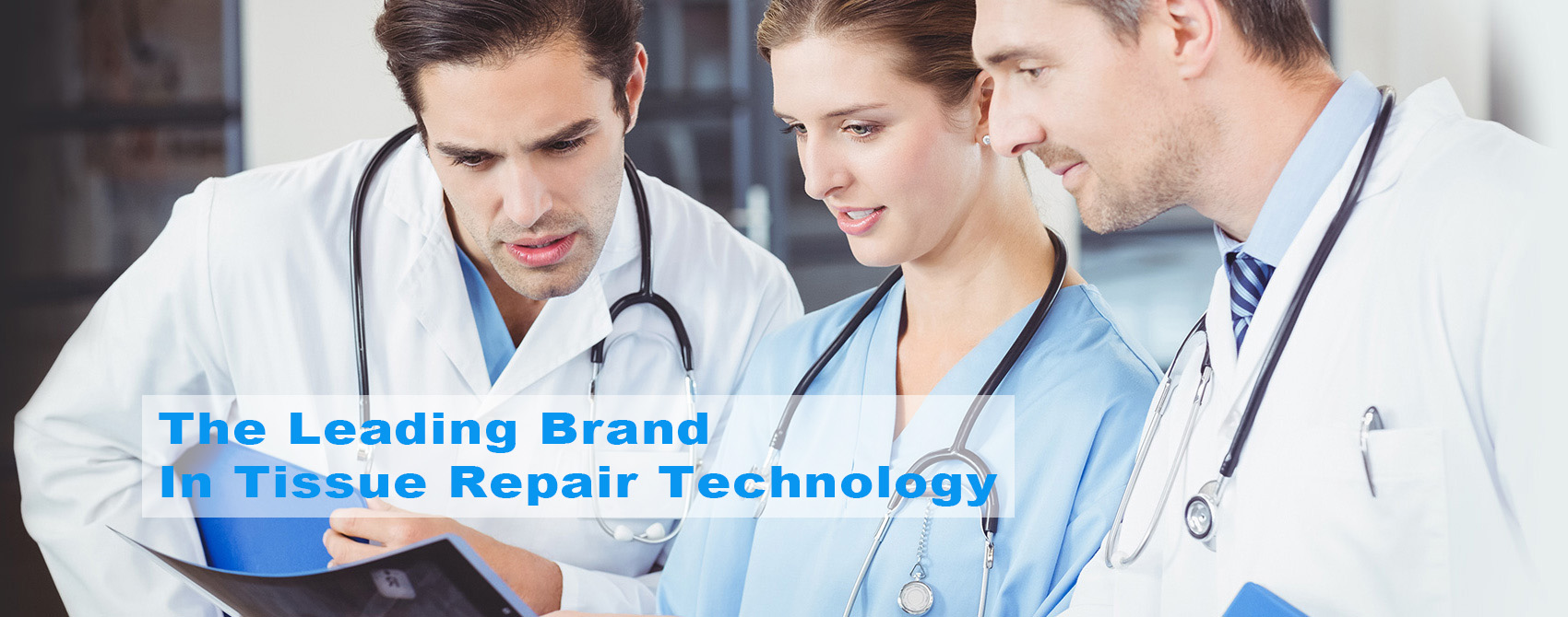 The Leading Brand In Tissue Repair Technology